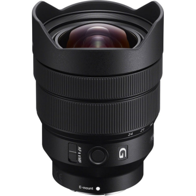 Objetivo Sony FE 12-24mm F4 G
