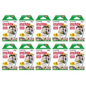 Fuji Instax Mini Bulk Pack...
