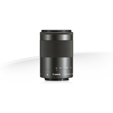 Canon Objetivo Ef-M 55-200 F:4.5-6.3 IS STM